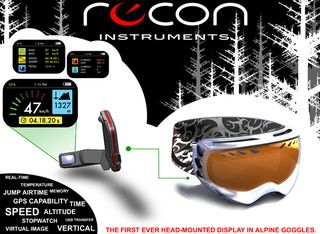 Recon Instruments Winter Goggles