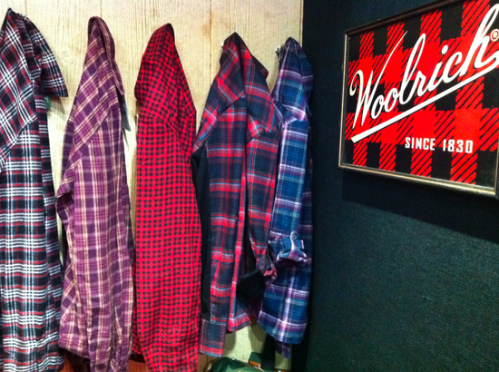 Woolrich Pathfinder Flannel Shirt