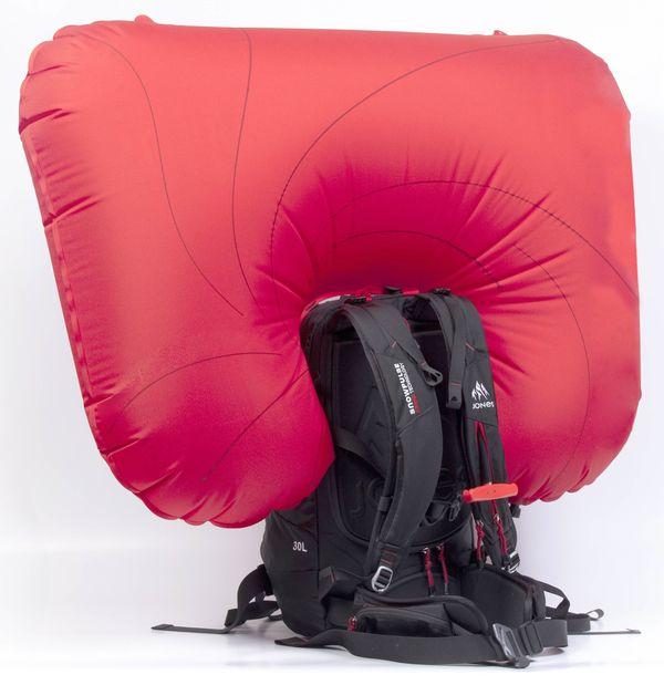 13de3e32d5 Avalanche Airbag Pack From Jones Snowboards – The GearCaster