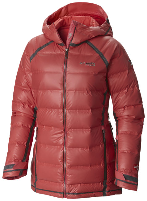 Wmns Outdry Ex Diamond Down Insulated Jacket